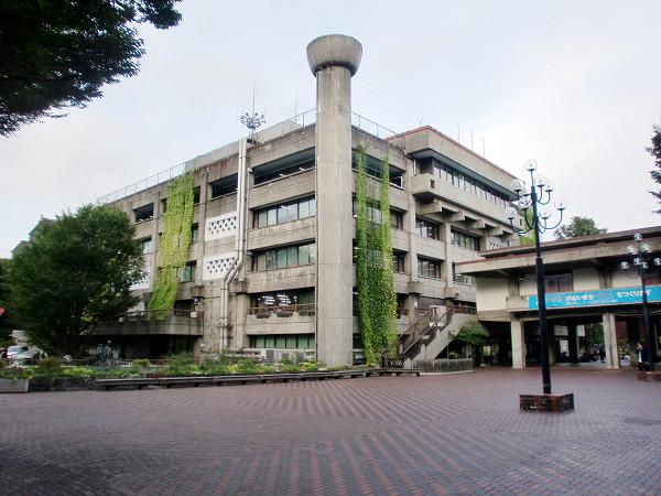 「世田谷区役所」の画像検索結果