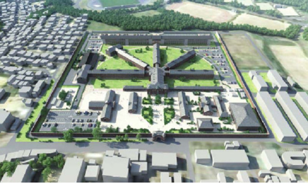 【監獄ホテル】歴史的建造物をホテルや商業施設に 京都、奈良で計画進む