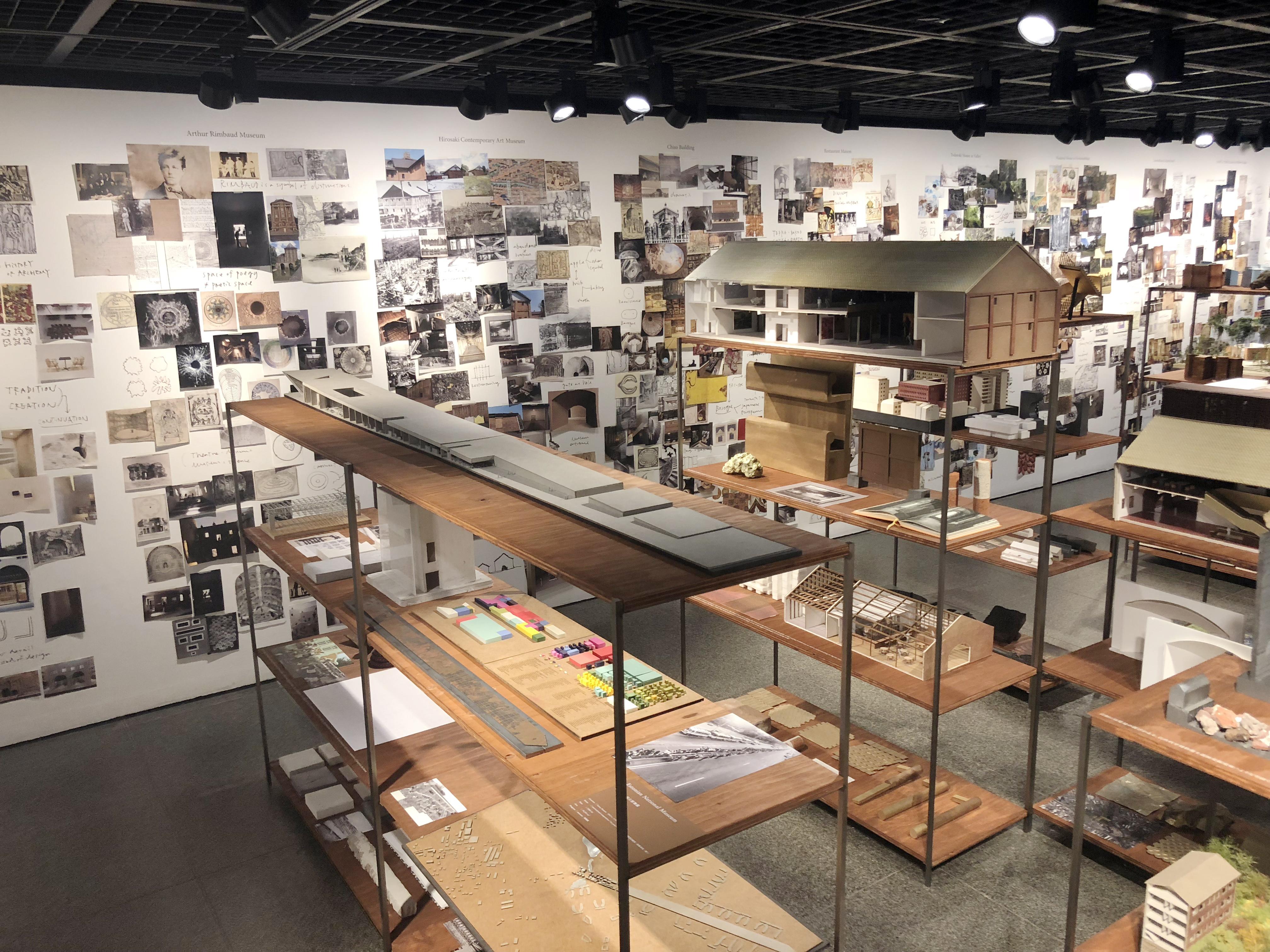 場所の記憶からつくる建築】田根剛展「未来の記憶」が2会場で同時開催 ...